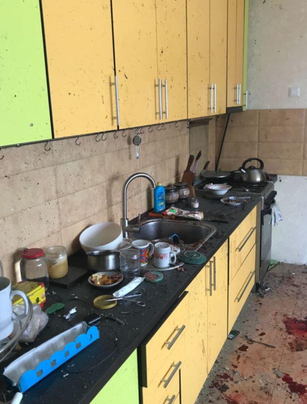 Киев взрыв