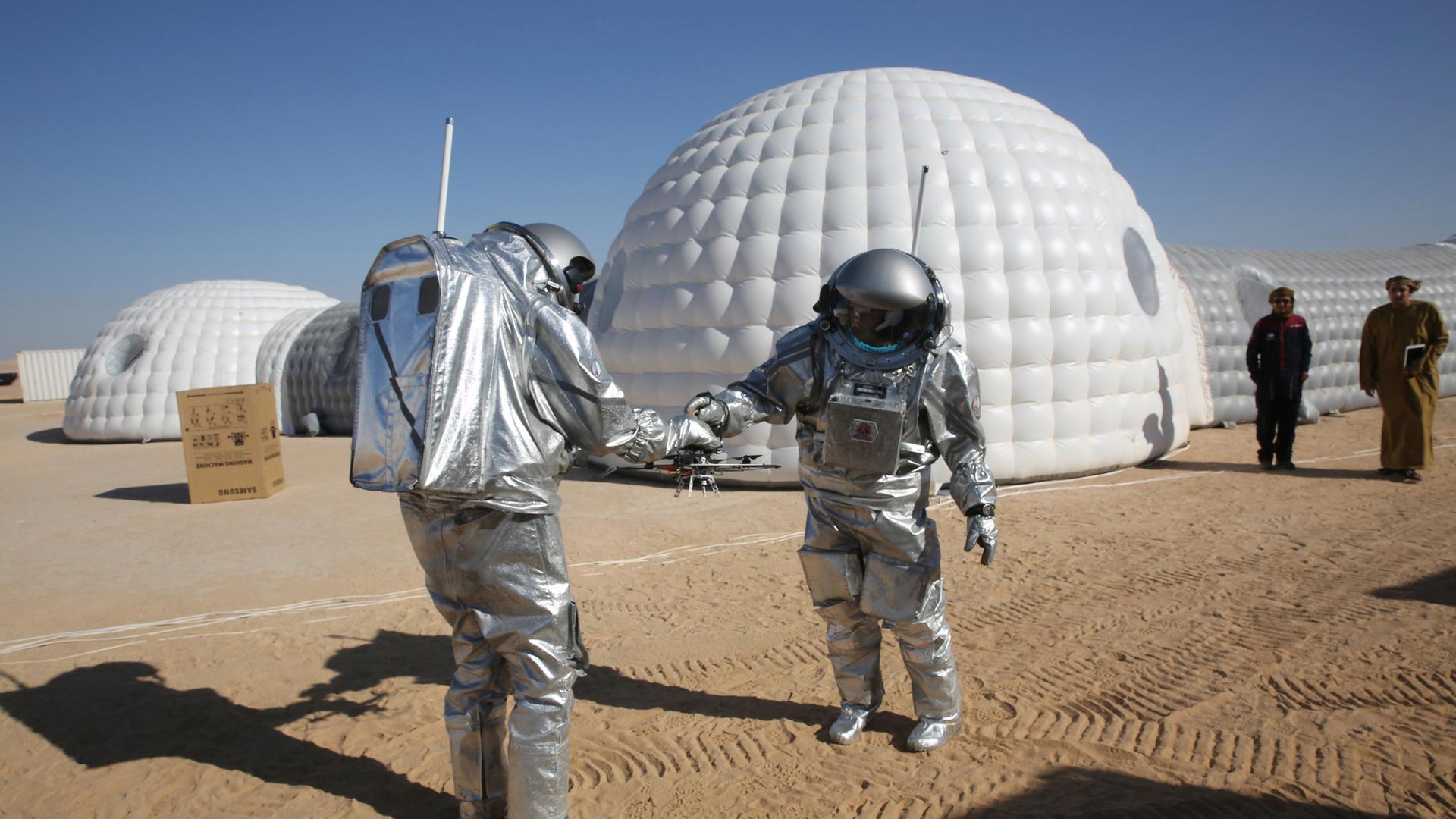 Марс экспедиция 2