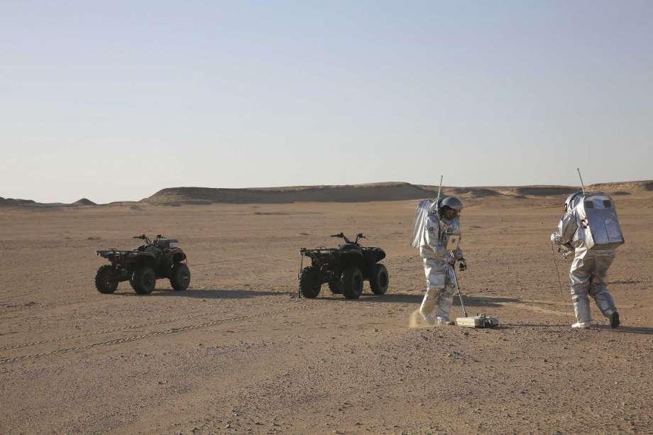 Марс экспедиция 3