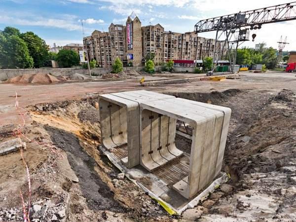 Тендер настроительство метро наТроещину объявят доконца февраля