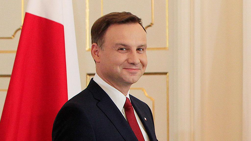 Президент Польши Дуда опять попал вДТП