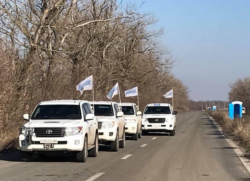 В государство Украину переместили еще 20 заключенных с«ДНР»