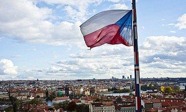 чехия флаг
