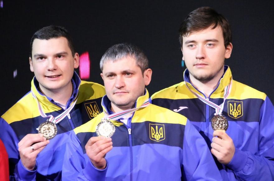 чемпионат Европы золото мужская команда