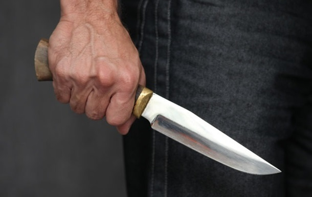 нож преступник