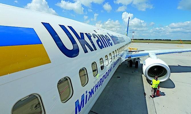 Самолет МАУ аварийно приземлился вТбилиси