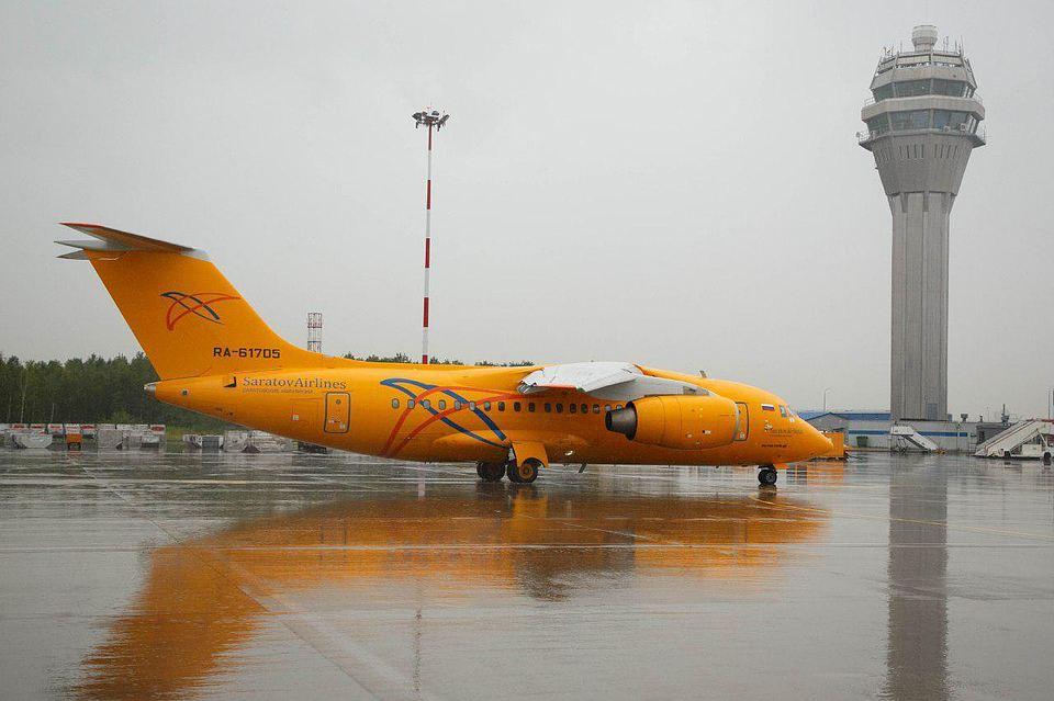 самолёт ан-1448