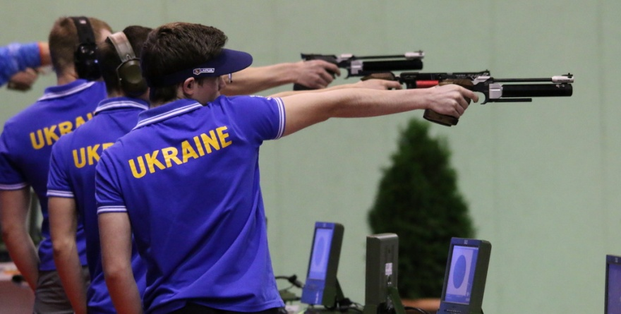 стрельба чемпионат Европы