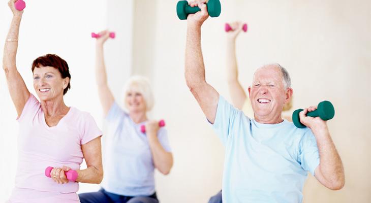 тренировки для пожилых