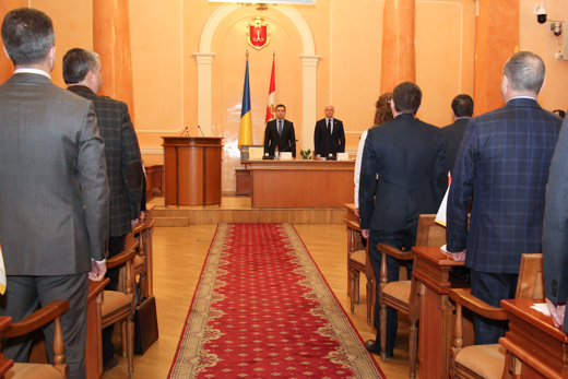 заседание Одесский совет