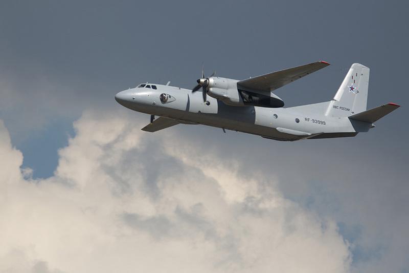 Русский транспортный самолет Ан-26 потерпел крушение вСирии, 32 человека погибли