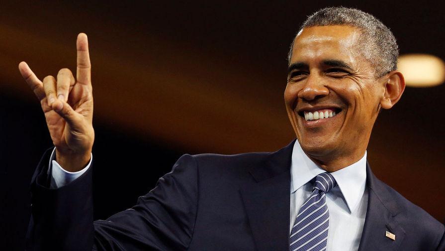 Обама ведет переговоры сNetflix о своем шоу