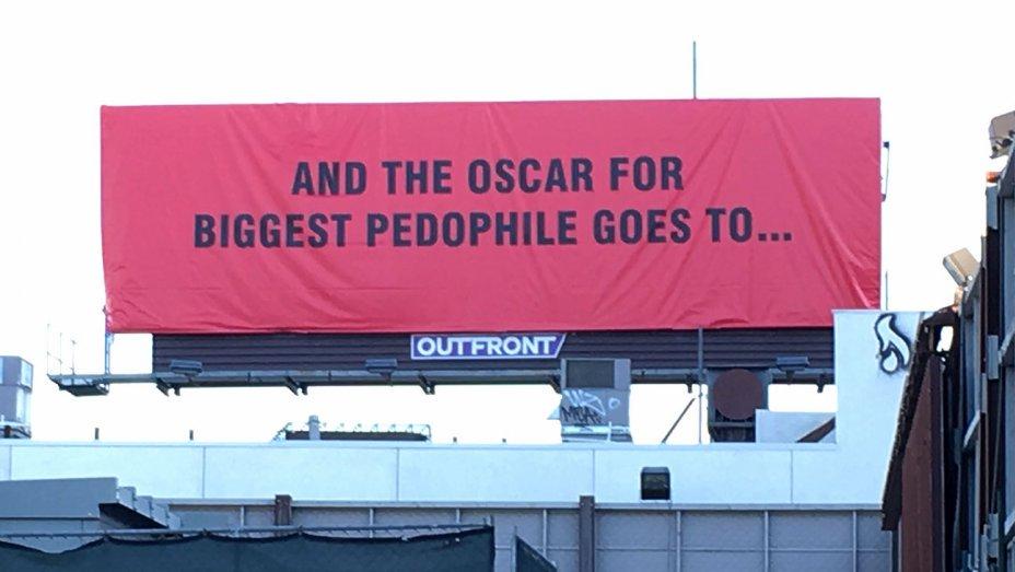 билборды в Калифорнии