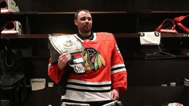 Бухгалтер изКанады стал первой звездой дня НХЛ