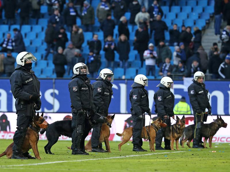 Гамбург полиция
