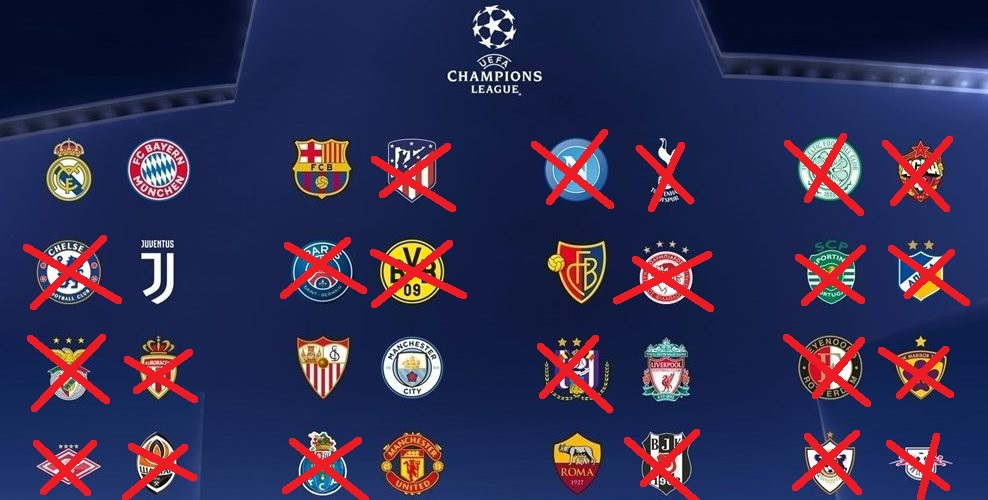 Стартовала продажа билетов нафинал Лиги чемпионов, который состоится вКиеве