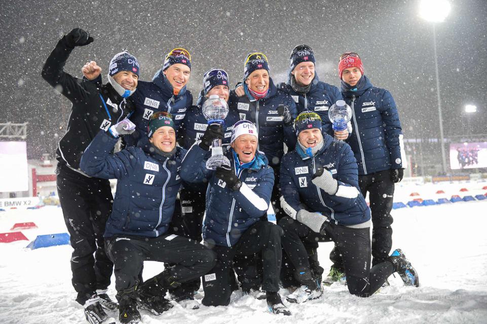 Норвегия Кубок наций