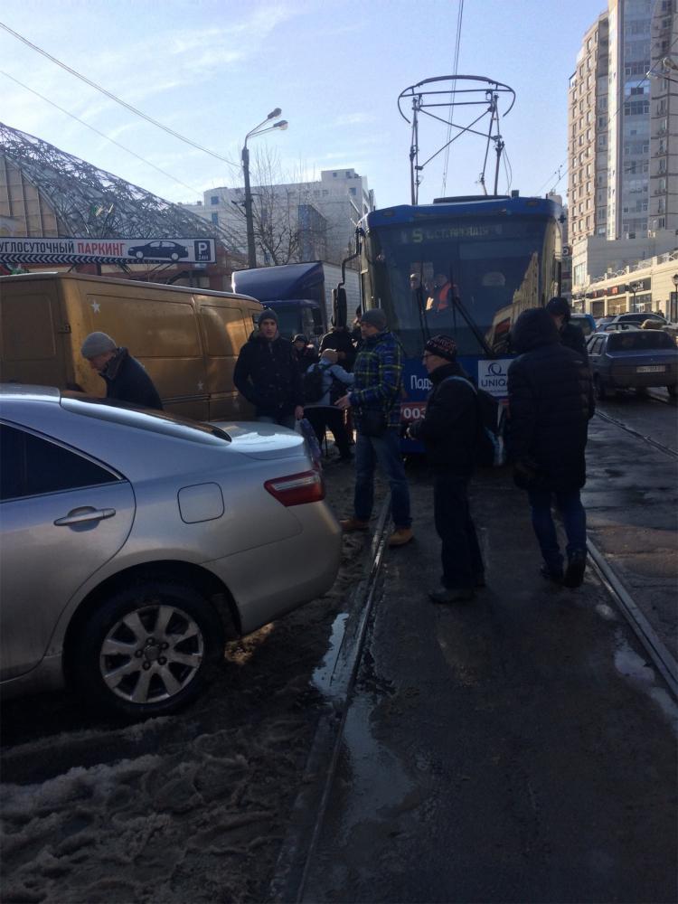 парковка в Одессе