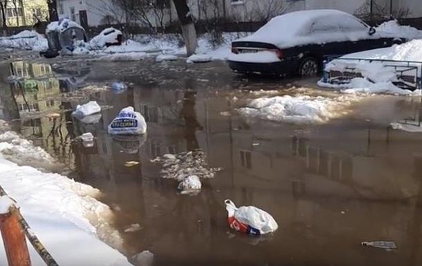 плавающий мусор