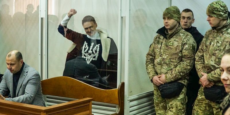 Защита Савченко впонедельник намерена обжаловать решение суда оееаресте