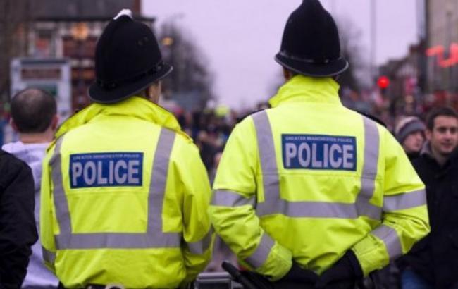 Великобритания полиция
