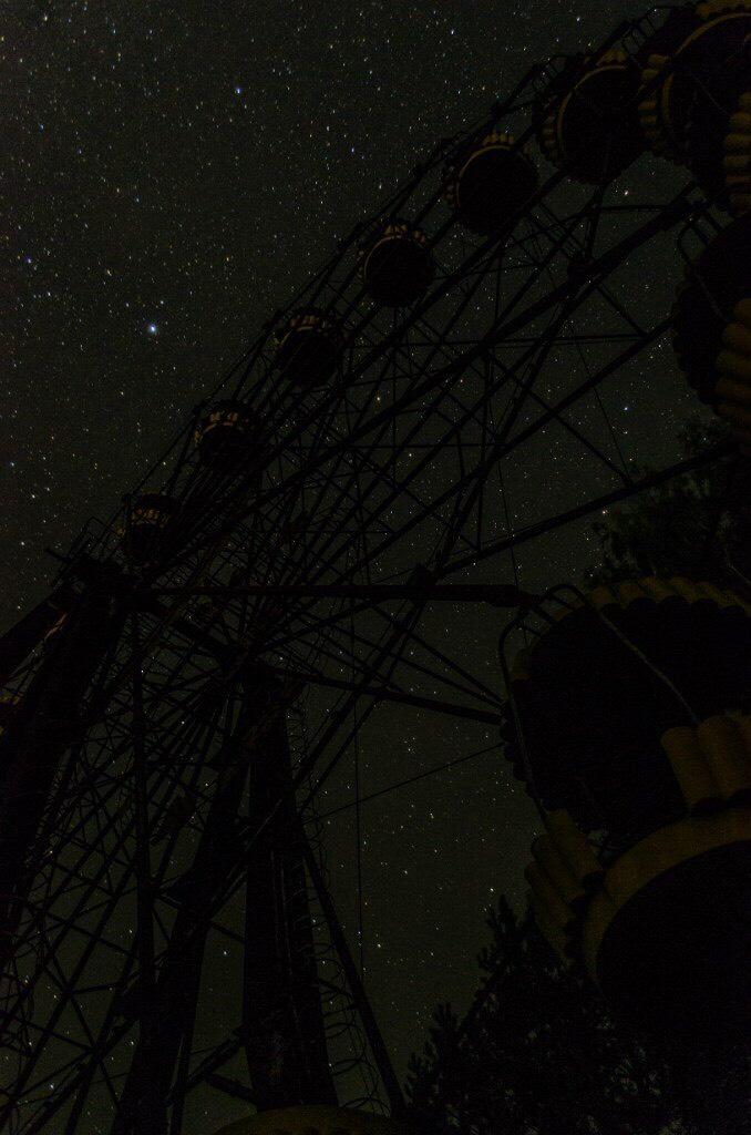 звезды чернобыль