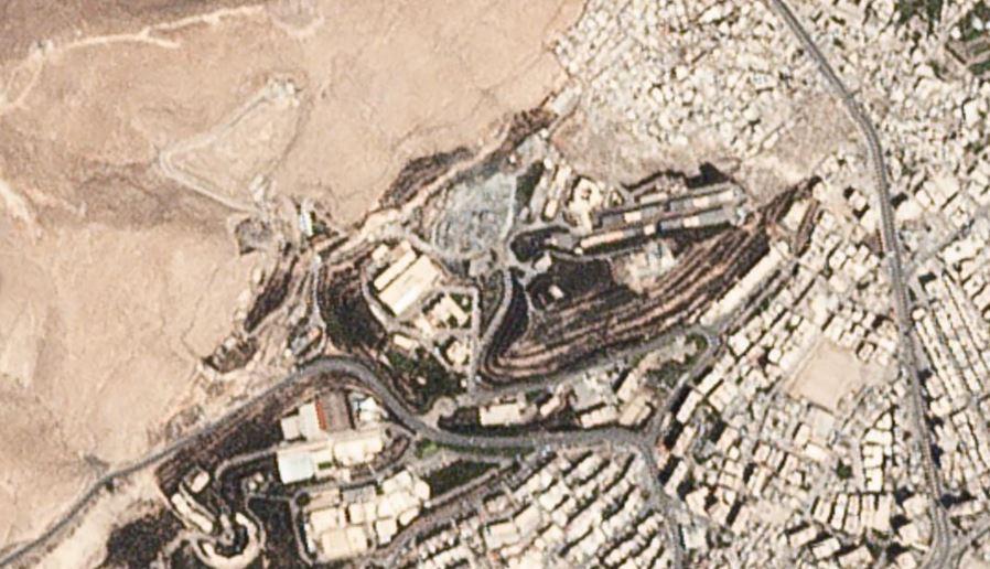 ЦИС Дамаск после