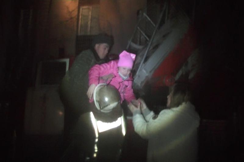 эвакуация в Харькове