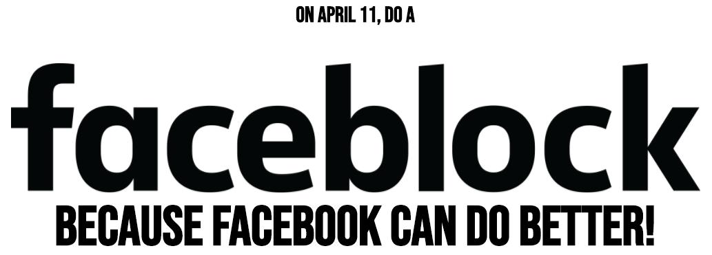 фейсбук бойкот