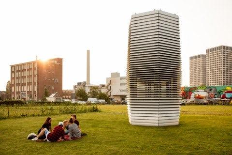 Голландия башня