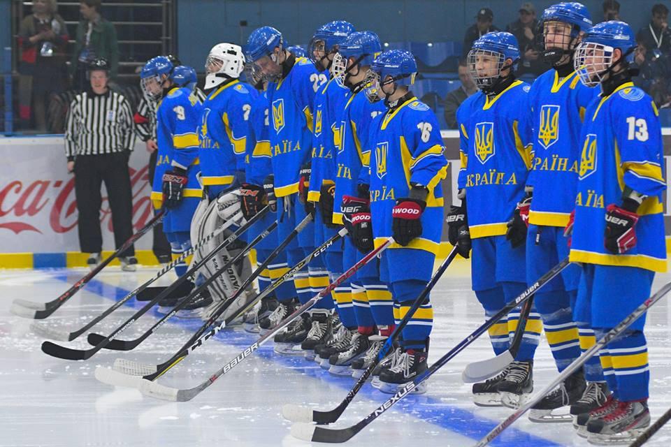 Хоккей юниорская сборная