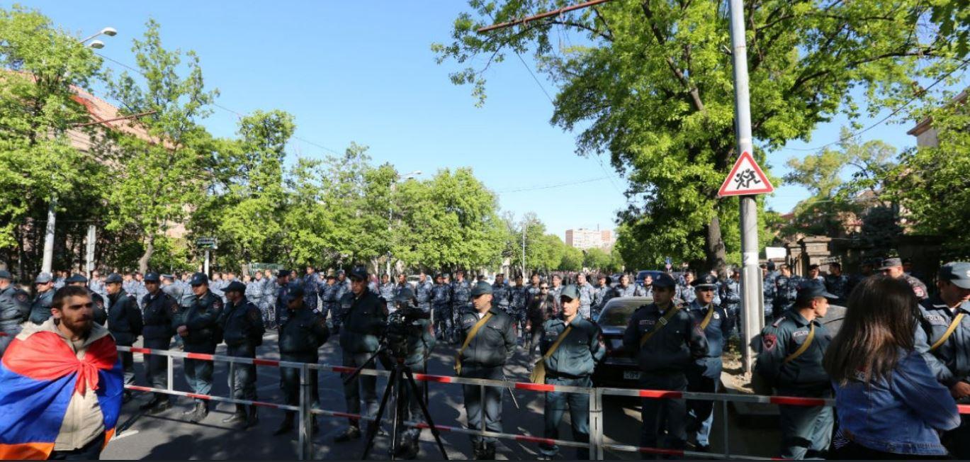 кордон Ереван