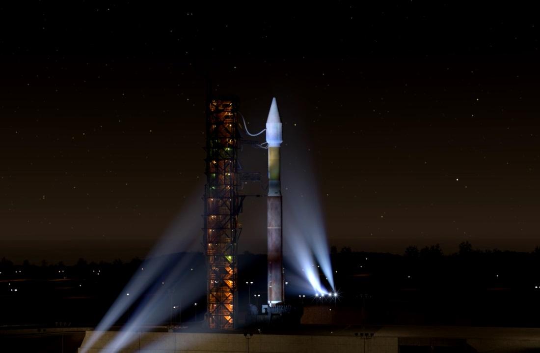 NASA запуск ракеты