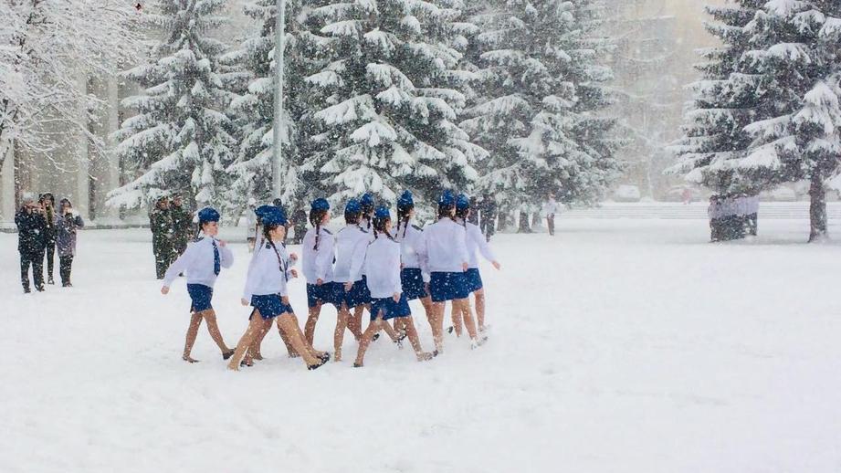 парад в РФ