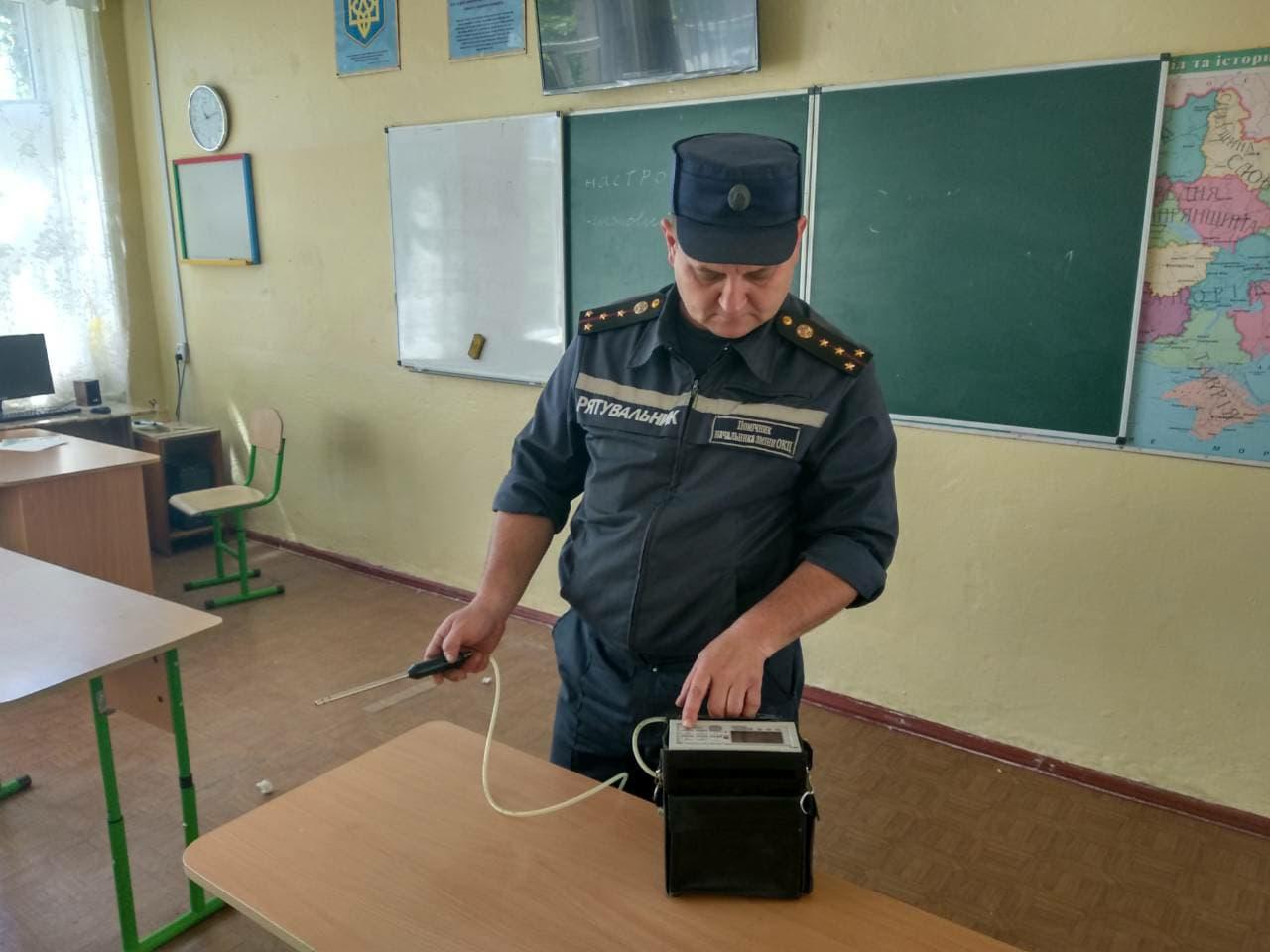 ЧП в Николаевской школе