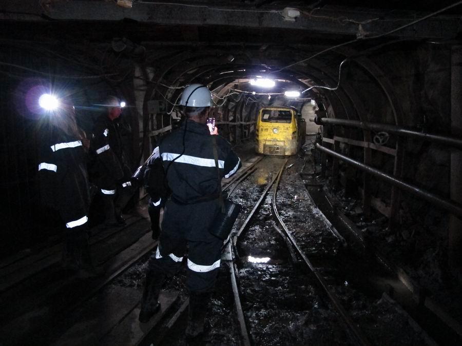 Рудная шахта