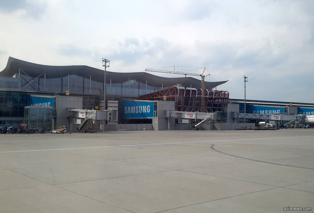терминал D