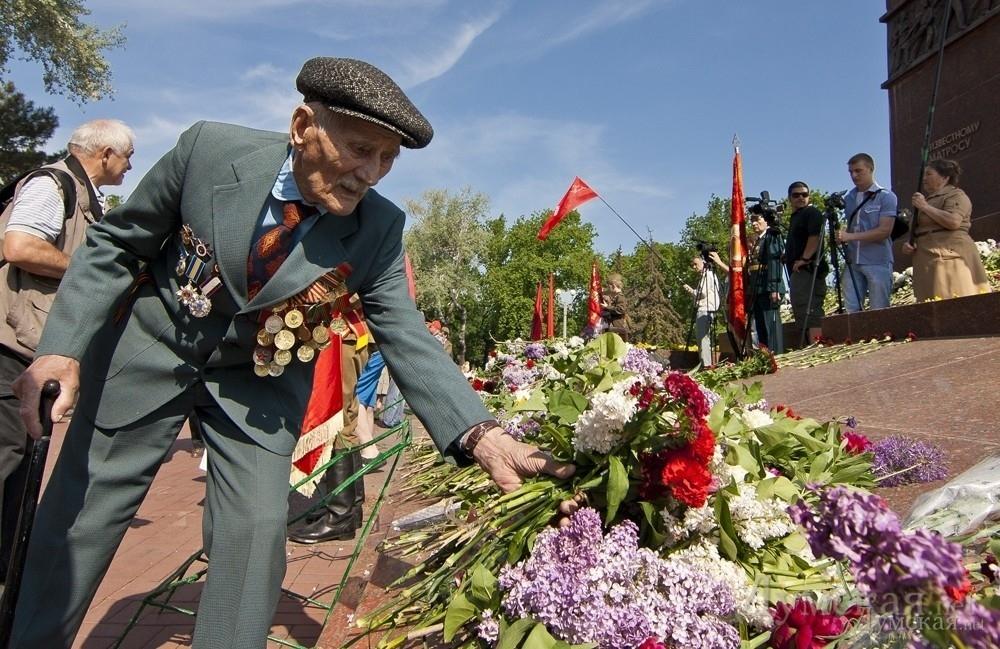 ветеран Одесса