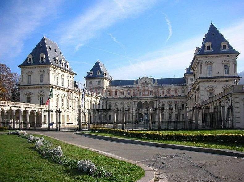 Замок Валентино, Турин