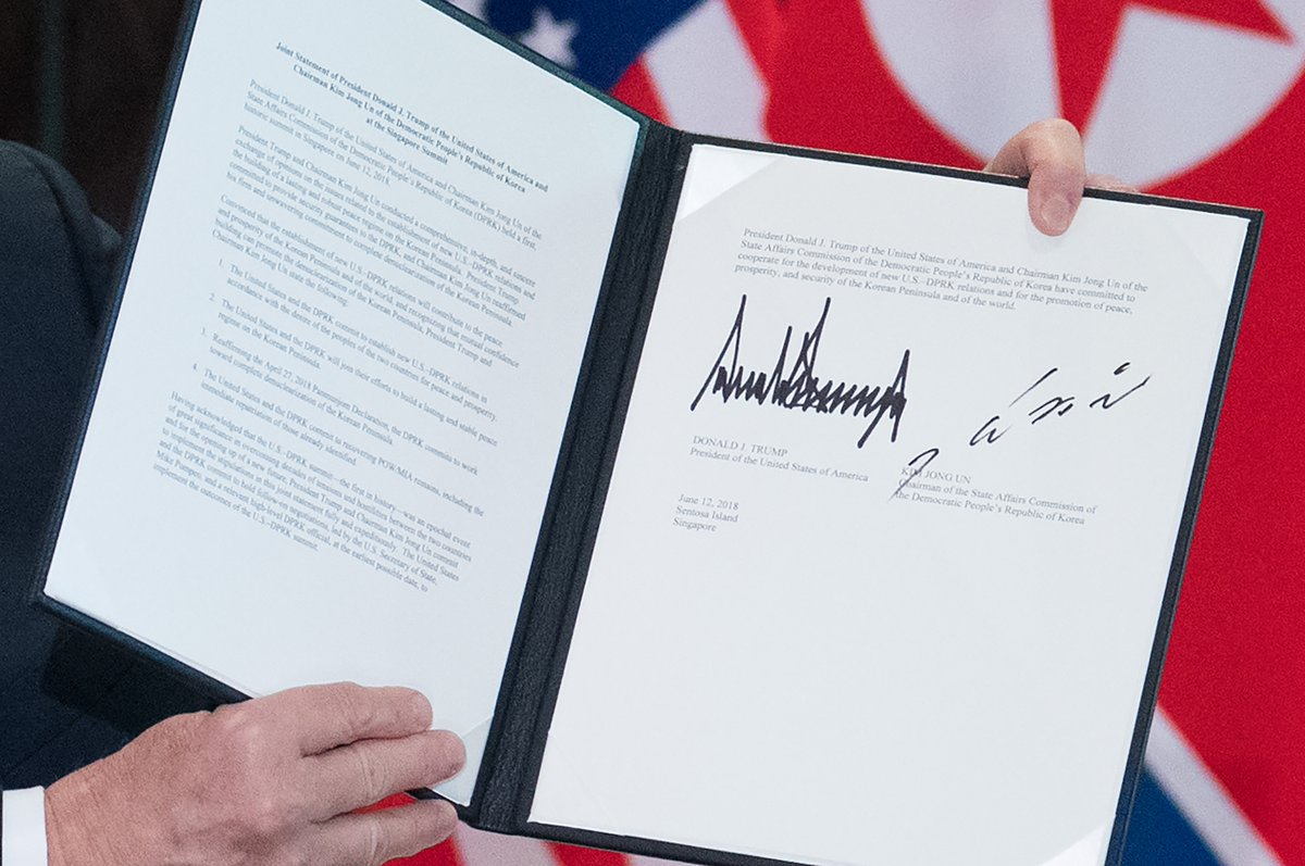 Декларация США