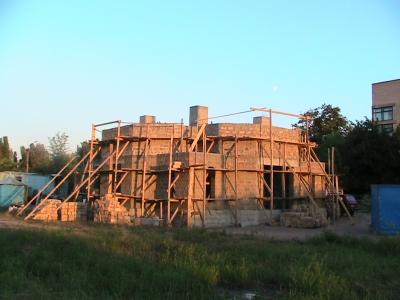 Храм Пантелеймона-целителя
