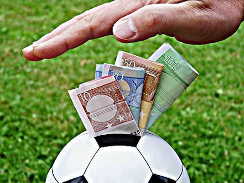 коррупция и футбол