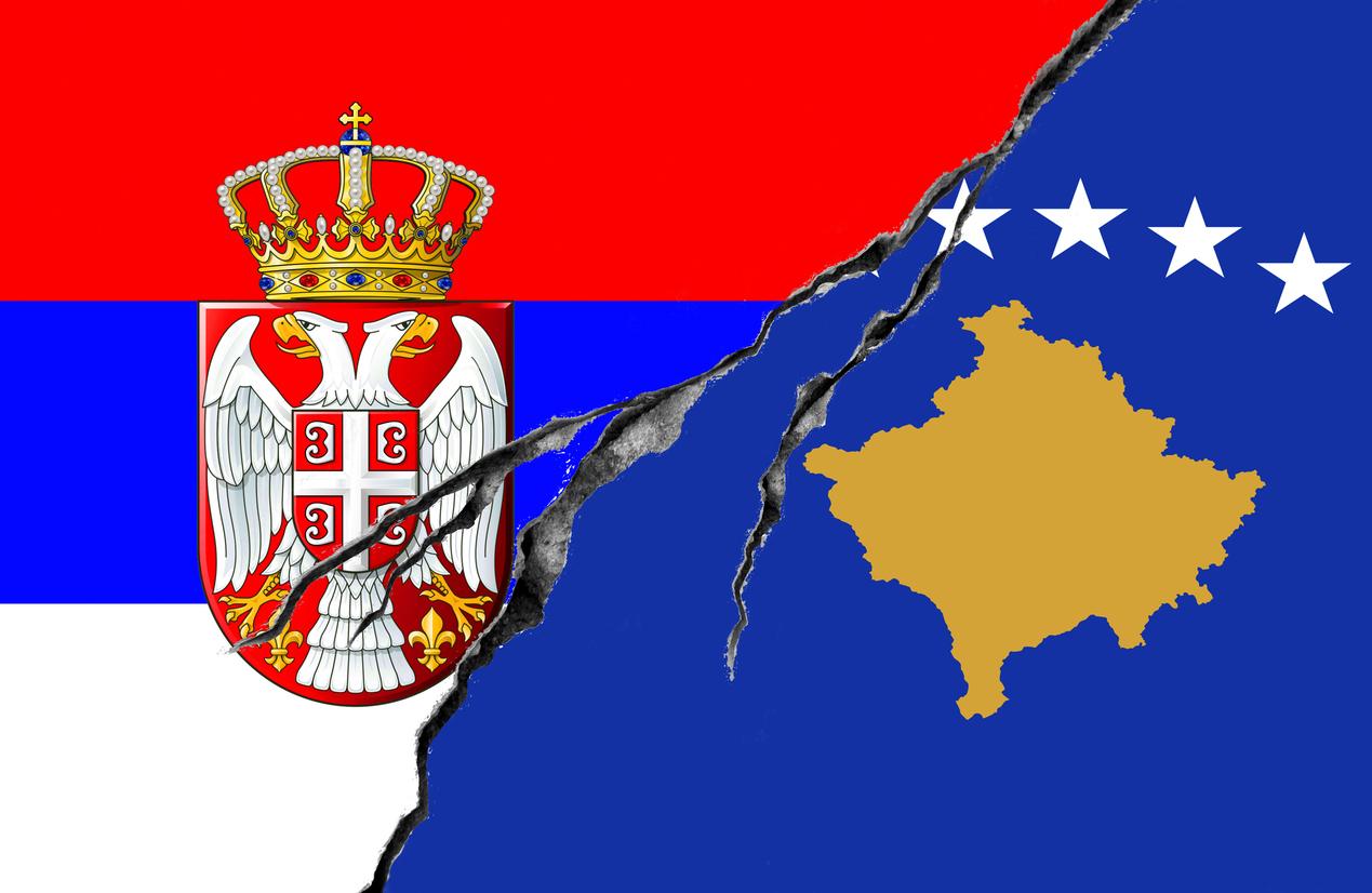 Косово-Сербия