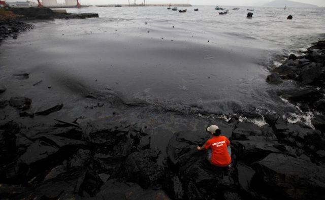 нефть в роттердаме
