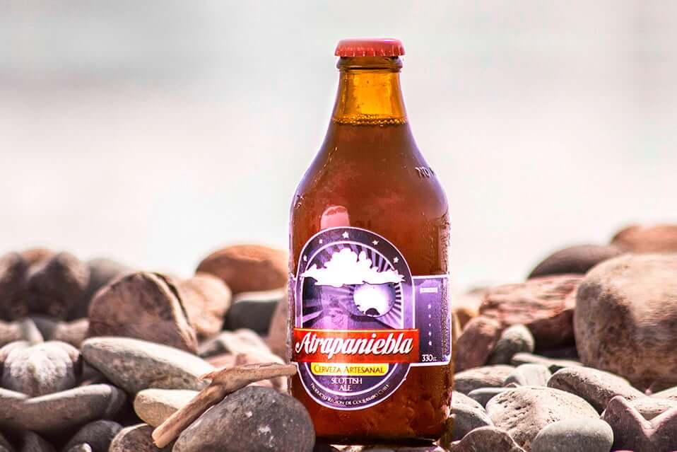 пиво из тумана