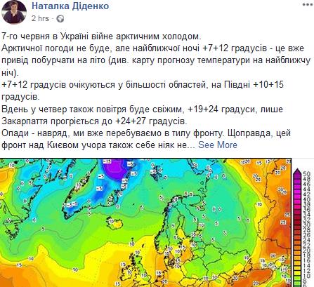 погода скриншот
