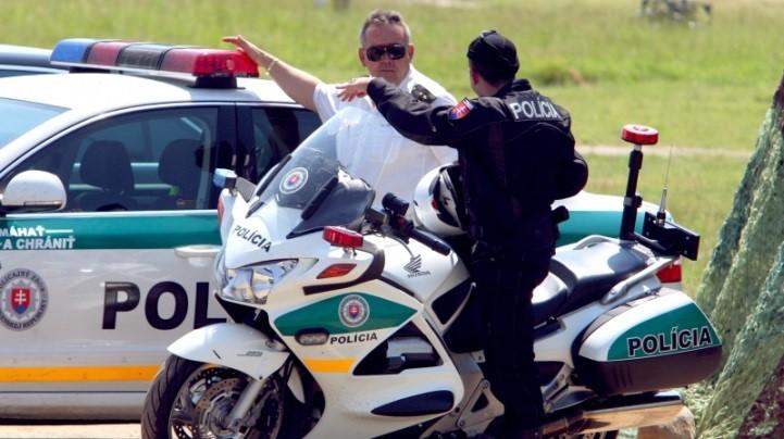 полиция Словакии