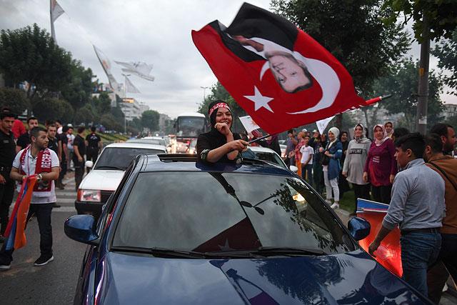 президентские выборы Турция