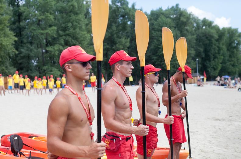 спасатели Киев