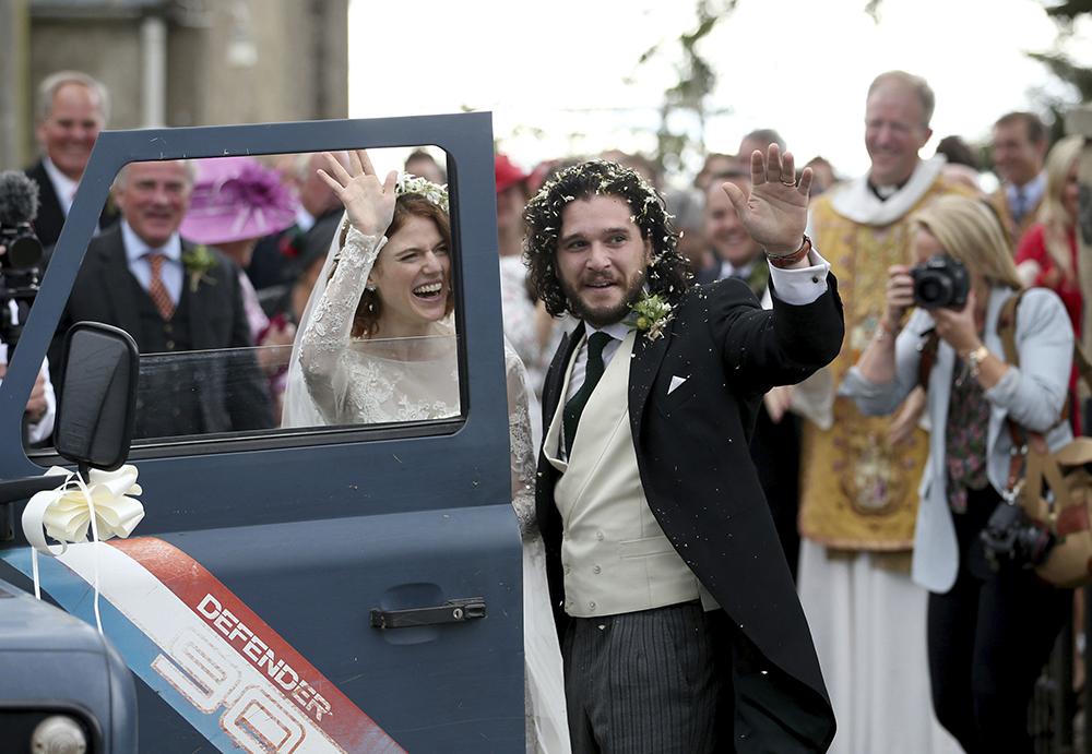 свадьба Игра престолов
